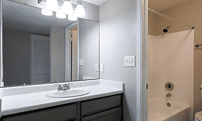 Bathroom, Brisa Apartments, 2