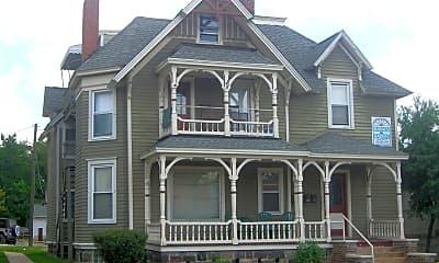 Building, 506 W Cross St, 2