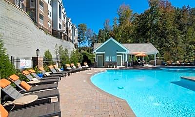 Pool, Waterlynn at Concord, 1