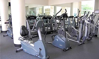 Fitness Weight Room, 5161 Collins Ave 1201, 2