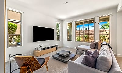 Living Room, 6385 Via Stasera, 1