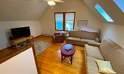 Living Room, 195 Ellsworth Ave, 1