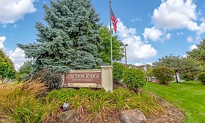 Community Signage, Junction Ridge Apartments, 2