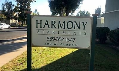 Community Signage, 300 W Alamos Ave, 0