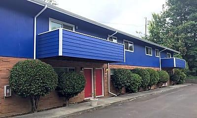 Building, 1451 SW Bertha Blvd, 0