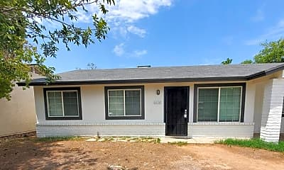 Building, 6630 W Pima St, 2