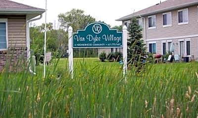 Van Dyke Village Townhomes, 0