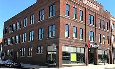 Building, 110 W Market St, 0