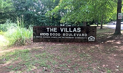 The Villas, 1