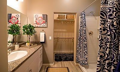 Bathroom, Pima Canyon Apartments, 2