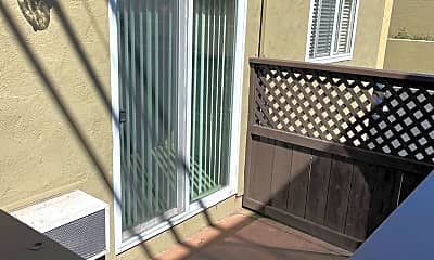 Patio / Deck, 6750 Beadnell Way, 1
