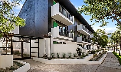 Building, 262 N Los Robles Ave, 1
