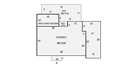 Building, 5608 C St, 2