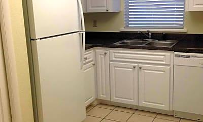 Kitchen, Highview Apartments, 1
