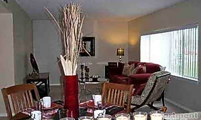 Dining Room, Seminole Ridge, 1
