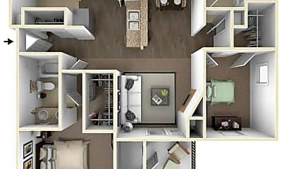 Bedroom, 20174 Reed Ln, 1