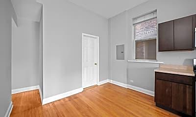 Bedroom, 1820 W 18th St, 2