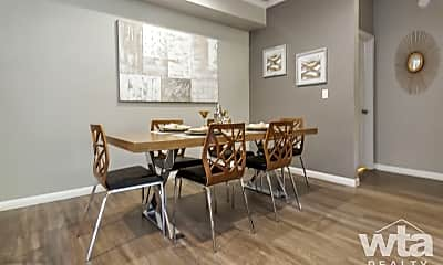 Dining Room, 2600 Gracy Farms Lane, 0