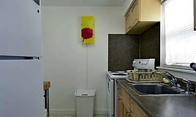 Kitchen, Cedar Knoll Apartments, 1