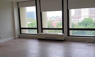 Living Room, 210 Locust St 7H, 0