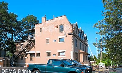 Building, 118 W St Joseph St, Lansing, MI, 48933 C/O Lansing Housing Management, 1