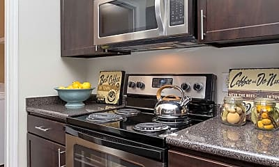 Kitchen, Whispering Pines Ranch, 1