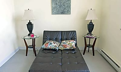 Living Room, Cumberland Apartments, 1