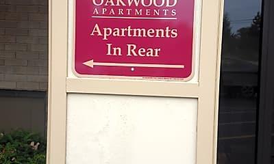 Oakwood Apartments, 1