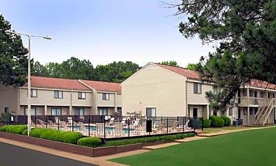 Building, Collier Village Apartments, 1