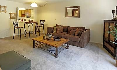 Living Room, Village Park at Eastborough, 1
