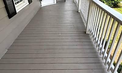 Patio / Deck, 212 W Buena Vista Ave, 1