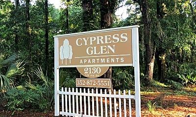 Cypress Glen Apartments, 1