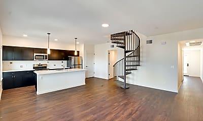 Living Room, Paloma at Oakland Hills, 2