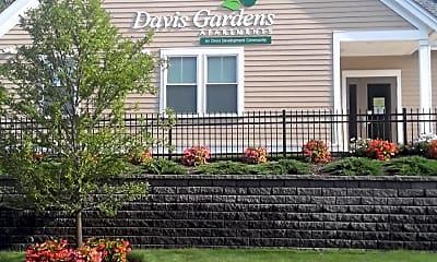 Davis Gardens Apartments, 1