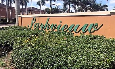 Parkview Condominiums, 1