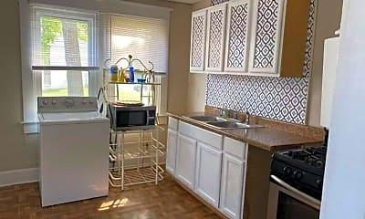 Kitchen, 1449 Montcalm Street, 1
