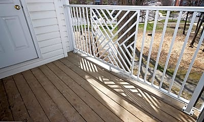 Patio / Deck, 2406 Autumn Harvest Ct 303, 2
