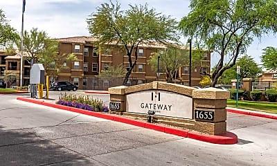 Community Signage, Gateway At Tempe, 2