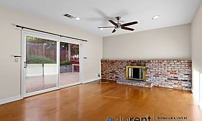 Living Room, 4021 Colmery Court, 1