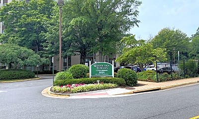 Community Signage, 6001 Arlington Blvd 603, 1