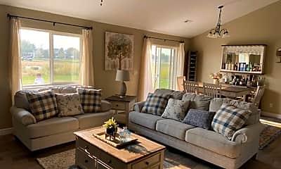 Living Room, 399 Edgebrook Dr, 1