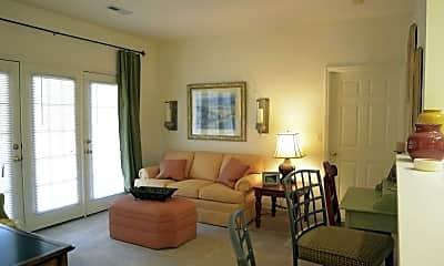 Living Room, Highbrook Apartments, 1