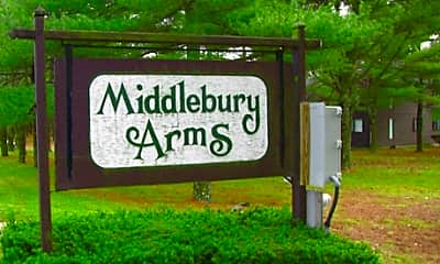 Middlebury Arms, 1