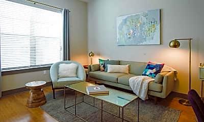 Living Room, The Addison, 1