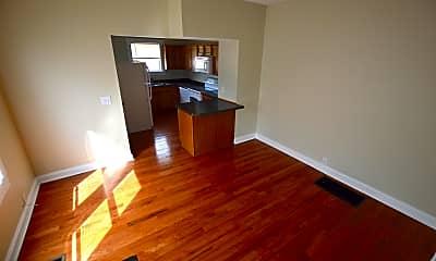Living Room, 1120 Orange St, 0
