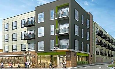 Zest Apartments, 2