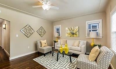 Living Room, Parkside, 1