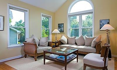 Living Room, 9 Alder Ln, 1