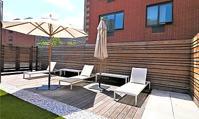 Patio / Deck, 1325 5th Ave 2-H, 1