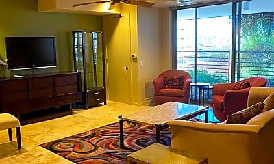 Living Room, 7157 E Rancho Vista Dr 3003, 0